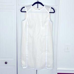 Ralph Lauren Black Label Ivory Dress